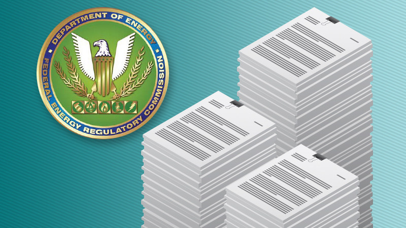 FERC filings